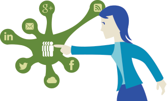 Difunde tu anuncio por redes sociales